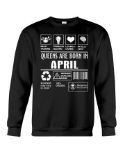 queen facts-4 Crewneck Sweatshirt thumbnail