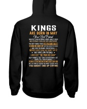 KINGS-US-5 Hooded Sweatshirt thumbnail