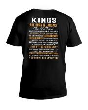 US-KINGS-1 V-Neck T-Shirt thumbnail
