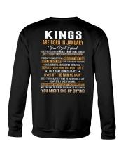 KINGS-US-1 Crewneck Sweatshirt thumbnail