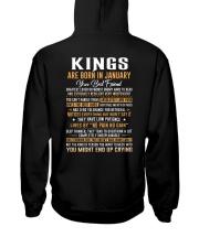 KINGS-US-1 Hooded Sweatshirt thumbnail