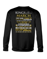 US-LOUD-KING-3 Crewneck Sweatshirt thumbnail