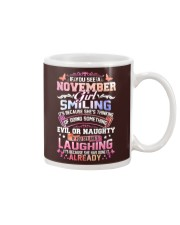 MONTH GIRL-11 Mug tile