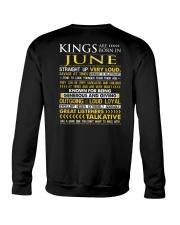 US-ROYAL-BORN-KING-6 Crewneck Sweatshirt thumbnail