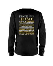 US-ROYAL-BORN-KING-6 Long Sleeve Tee thumbnail