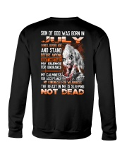 SON OF GOD - US - 7 Crewneck Sweatshirt thumbnail