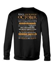 KING BORN US-10 Crewneck Sweatshirt thumbnail