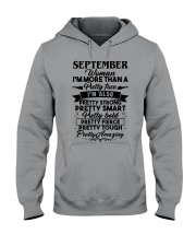 WW-PRETTY WOMAN-9 Hooded Sweatshirt thumbnail
