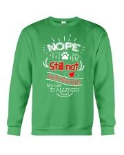 Still Not Having Kids Crewneck Sweatshirt thumbnail