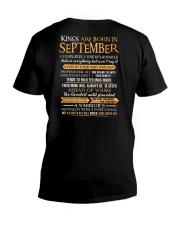 KING BORN US-9 V-Neck T-Shirt thumbnail