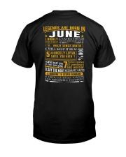 LEGENDS BORN-GUY-6 Classic T-Shirt thumbnail