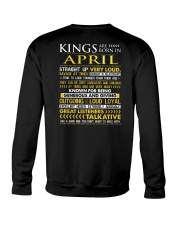 US-ROYAL-BORN-KING-4 Crewneck Sweatshirt thumbnail