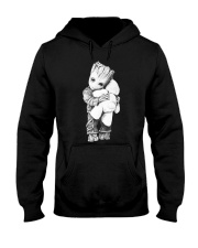 TR-SHIRT Hooded Sweatshirt front