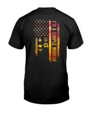 im simple woman-sale Classic T-Shirt back
