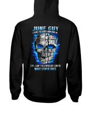 GUY-ABOUT-6 Hooded Sweatshirt thumbnail