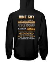 GUY-STRONG-6 Hooded Sweatshirt thumbnail