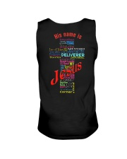 JESUS NAME-BACK-FULL Unisex Tank thumbnail