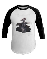 STAND UP FOR WHAT YOU BELIEVE IN - CAT Baseball Tee thumbnail