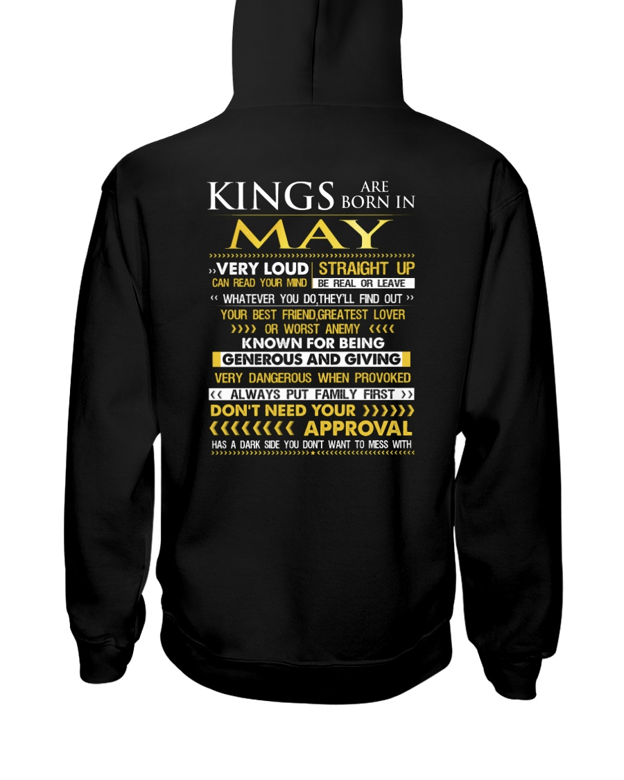 US-TTRUE-KING-5 Hooded Sweatshirt
