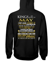 US-TTRUE-KING-5 Hooded Sweatshirt back
