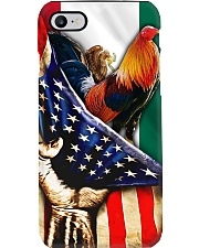 ROOSTER-2FLAG Phone Case i-phone-8-case