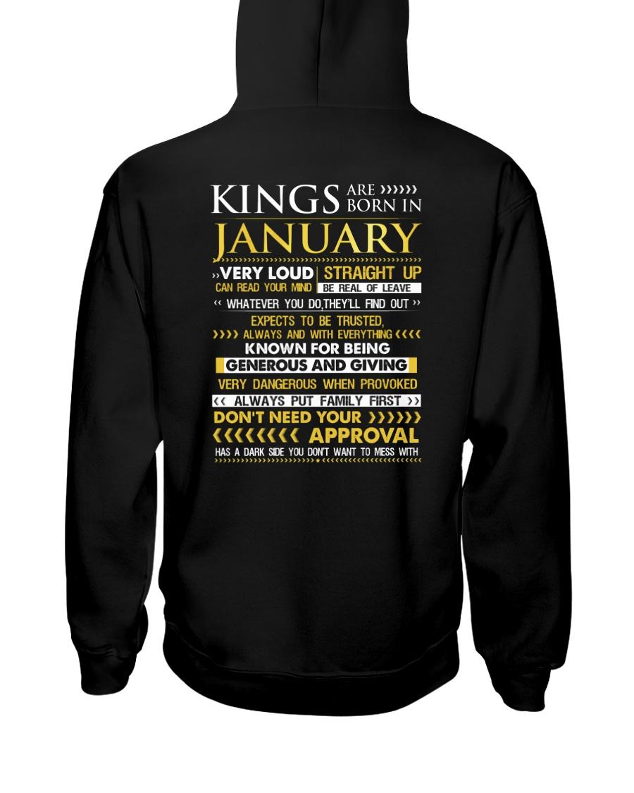 TTRUE-KING-1 Hooded Sweatshirt