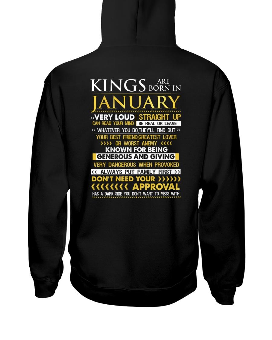 US-TTRUE-KING-1 Hooded Sweatshirt