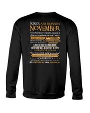 TES-KING BORN-US-11 Crewneck Sweatshirt thumbnail