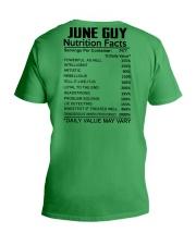 W-GUY FACT US-6 V-Neck T-Shirt thumbnail