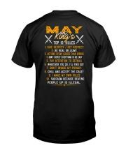 KING 10 RULE-5 Classic T-Shirt thumbnail