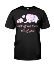 ALL OF YOU -ELEPHANT Classic T-Shirt thumbnail