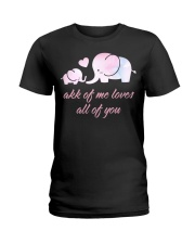 ALL OF YOU -ELEPHANT Ladies T-Shirt thumbnail