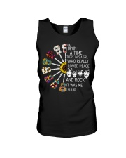ONCE UPON-WAS ME Unisex Tank thumbnail