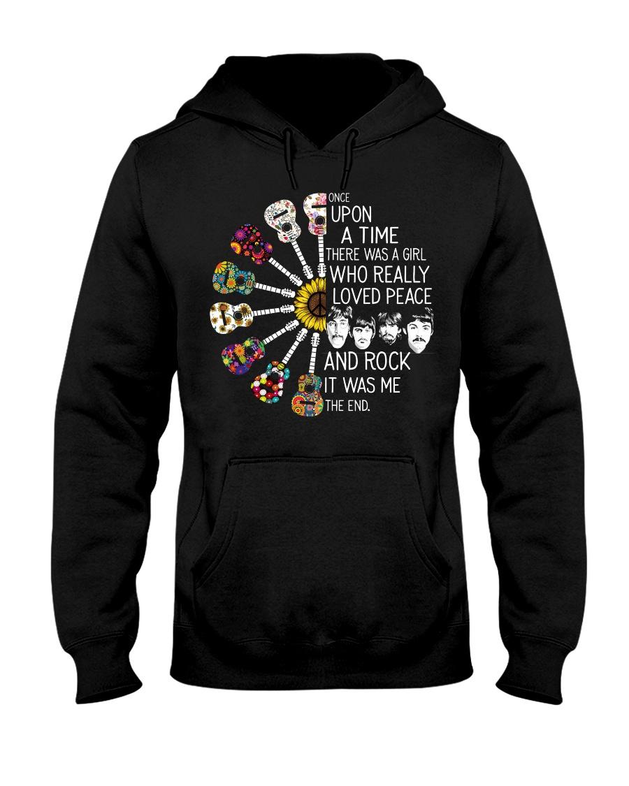 ONCE UPON-WAS ME Hooded Sweatshirt
