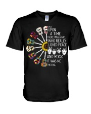 ONCE UPON-WAS ME V-Neck T-Shirt thumbnail