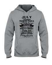 WW-PRETTY WOMAN-7 Hooded Sweatshirt thumbnail