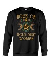 ROCKON-WOMAN Crewneck Sweatshirt thumbnail