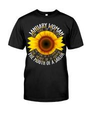 sunshine girl-1 Classic T-Shirt thumbnail