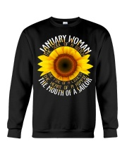 sunshine girl-1 Crewneck Sweatshirt thumbnail