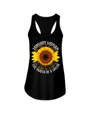 sunshine girl-1 Ladies Flowy Tank thumbnail