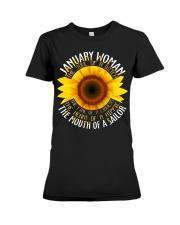 sunshine girl-1 Premium Fit Ladies Tee thumbnail