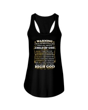 CHILD OF GOD Ladies Flowy Tank thumbnail