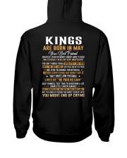 KINGS-EU-5 Hooded Sweatshirt thumbnail