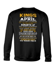 US-KING BORN-4 Crewneck Sweatshirt thumbnail