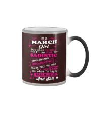 MAD GIRL-3 Color Changing Mug thumbnail