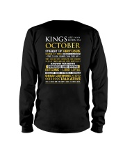 US-ROYAL-BORN-KING-10 Long Sleeve Tee thumbnail
