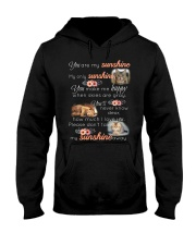 MY SUNSHINE-CAT Hooded Sweatshirt front