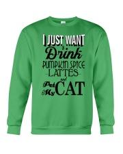 LATTES AND CAT Crewneck Sweatshirt thumbnail