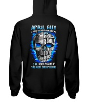 3THINGS-GUY-4 Hooded Sweatshirt thumbnail