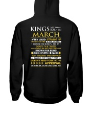 TRUE-KING-3 Hooded Sweatshirt back